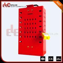 Elecpopular OEM Steel Spray Powder Wall Mount e Portable Multiple Holes Lock Box