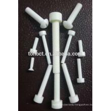 ZrO2 ceramic high temperature zirconia ceramic thread rod