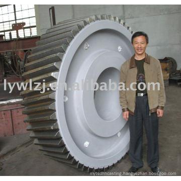Forged Gear Wheel