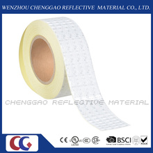 Conspicuity High Intensity Night Reflective Safety Caution Sticker Roll (C3500-OW)