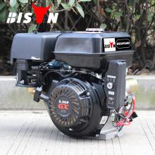 Bison China Taizhou BS168F-1 BS200 Key Start Universal Shaft Honda gx 160 a gx 200