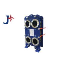 Замена высокоэффективного пластинчатого теплообменника Альфа Лаваль Ts20 на солнечную воду
