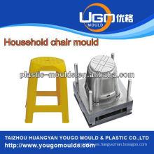 China fábrica de moldes / Nuevo diseño de plástico molde de la silla de oficina en Taizhou