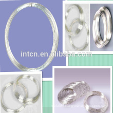 superior quality contact silver alloy wires
