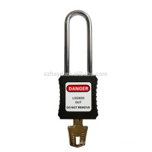 best sales approve CE certification 304 stainless steel shackle lockout & tagout