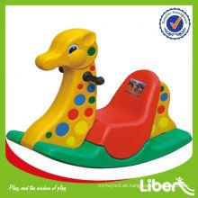 Hot-Sales Indoor Spielzeug Schaukelpferd LE-YM003 mit HIgh Qualität