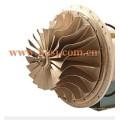 Billet compresseur 5303-970-0207 / 5303-970-0137 / 5303-970-0129 CNC Usined Extended Wheel Thailand