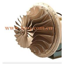 Колесо компрессора заготовки 5303-970-0207 / 5303-970-0137 / 5303-970-0129 Коробка передач с механическим приводом с ЧПУ Таиланд
