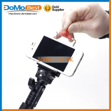 Pau de selfie de produto novo com bluetooth, telefone inteligente, selfie, selfie pau com controle remoto