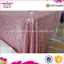 Venda por atacado Qingdao Sinofur lycra table cloth