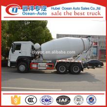Sinotruk Howo 12000L Beton-Tankwagen