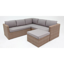 Patio Rattan Wicker Garden Outdoor Furniture Lounge Sofa Set