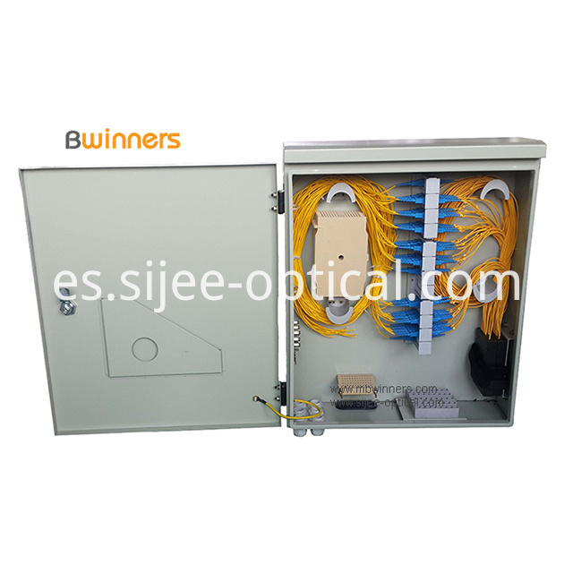 Fiber optic Distribution cabinets