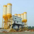 Мини-завод по производству готовых бетонных смесей фиксированного типа