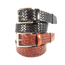 Leisure Braided Leather Belt for Men (EU2431-35)
