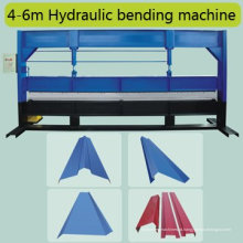 Máquina curvadora de placas hidráulicas de alta qualidade