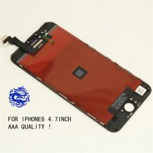 Teléfono móvil LCD para iPhone 6 LCD Jt Digitizer con Asamblea para iPhone6