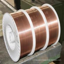 Er70s-6 Gas-Shielded Welding Wire/CO2 Gas Shielding Welding Wire Used for Butt and Fillets Welding Structures