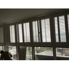 63mm/89mm/114mm Plantations Wood Shutters (SGD-S-7620)