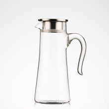 Verre Eau Carafe Pichet Iced Beverage Fruit Cold Jar