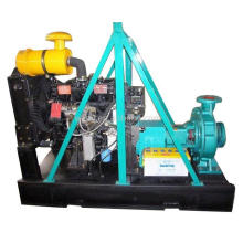 Centrifugal Pump powered by diesel engine