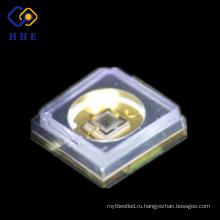 Очистка воды 270нм 265 нм 275 нм 280 нм 285nm глубокого УФ LED 1.5 W светодиодные чип цена