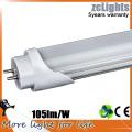 Lâmpada fluorescente LED T8 LED brilhante