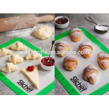 China new innovative product flexible non stick silicone baking mat