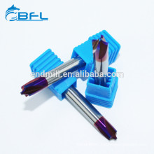 BFL Solid Carbide Corner Rounding Cutters Chamfering Milling Cutter