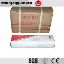 Aws J421 easy arc less smoke mild steel Welding rods AWS E6013