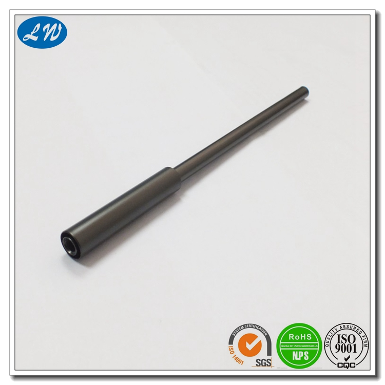 Anodized Aluminum Pen In Machining