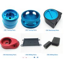 Metallbearbeitung Präzisions-Aluminiumteile CNC-Bearbeitung