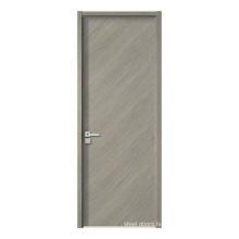 Factory Price Modern Laminated Internal Flush Doors MDF for Bedroom
