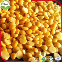 Pois jaunes chinois de haute qualité