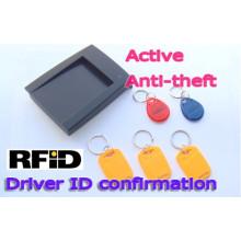 GPS Tracker RFID