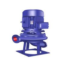 Pompe à eau centrifuge haute efficacité d'épuration Vertical