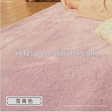 Alfombra comercial 100% del poliéster de la manta de peluche super absorbente