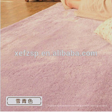 100% polyester super absorbent shag rug industrial trade rug