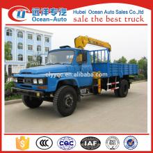 Dongfeng 4ton XCMG billig LKW Kran zum Verkauf