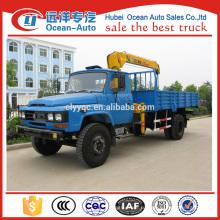 Dongfeng 4ton XCMG автокран б / у для продажи