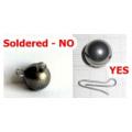 Heißer Verkauf verschiedene Gram Tungsten Cheburashka Jig Kopf