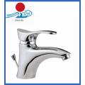 Torneira de água de torneira de misturador de bacia com único punho (ZR22202)