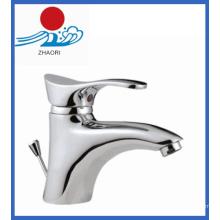 Einhand-Waschtisch-Mischbatterie Wasserhahn (ZR22202)