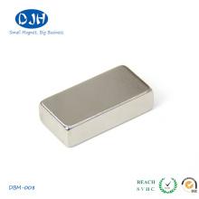 N48 Nonopole Neodymium Iron Boron Bar Magnet for Industry