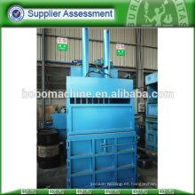 compactador hidráulico de plástico