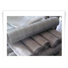 Peneira de teste de aço inoxidável 304 / peneira vibratória / malha de arame