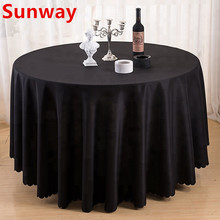 Black+and+White+Tablecloth