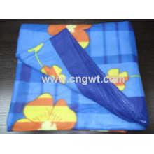 Blue Colour Fleece Blanket