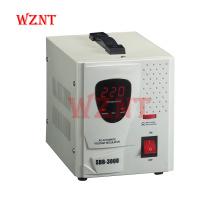2017 Высококачественный автоматический регулятор напряжения 5,4 кг, 2100 Вт