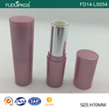 Venta al por mayor Round Pink Lipstick Tube For Makeup